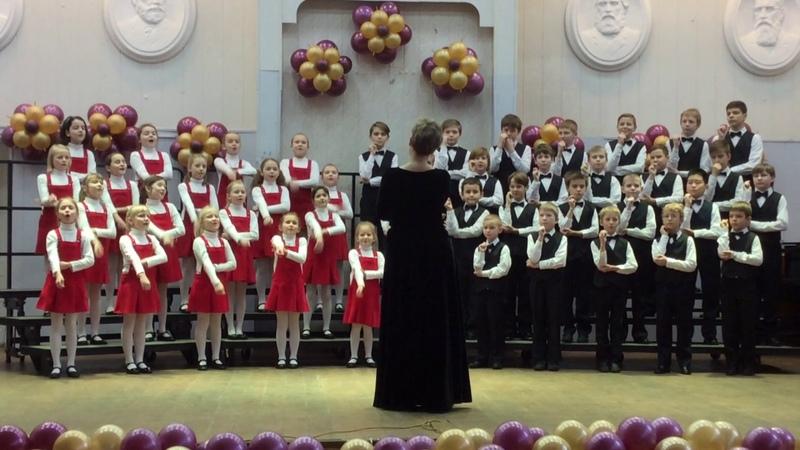 Galop from Solfege suite Камерный хор Вера Chamber Choir Vera
