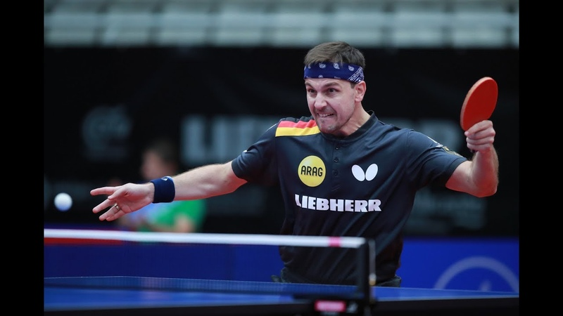 Timo Boll vs Daniel Habesohn ETTC 2018 MS QF
