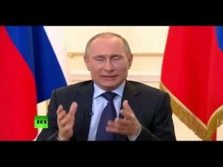 Настолько Путин боится ХАОСА Нарезка с пресс конференции 04 03