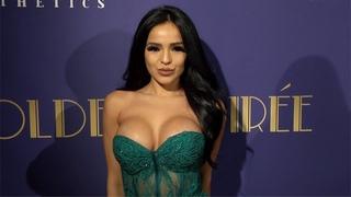 Melissa Ceja 2019 Golden Soiree Pre-Oscar Party Red Carpet