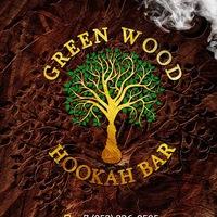 Логотип GREEN WOOD (Hookah Bar) 18+ / Кальянная Калуга