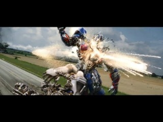 TRANSFORMERS: AGE OF EXTINCTION - Official International (Japanese) Trailer (2014) [HD]