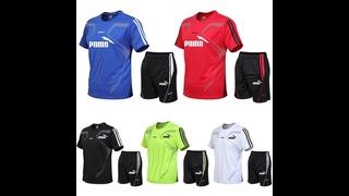 Новая футболка для бега, спортивная футболка для спортзала, футболка с коротким рукавом для футбола, баскетбола, тенниса,