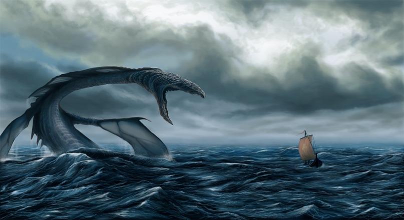 Чудовище Черного моря