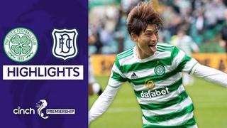 Celtic 6-0 Dundee | cinch Premiership