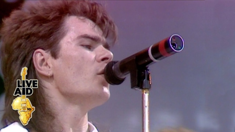 Nik Kershaw Wouldn't It Be Good Live Aid 1985