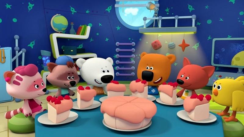 Ми-ми-мишки - 🍓Самые вкусные серии🍉 | мультики для детей