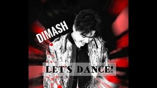 Димаш Кудайберген поет на сербском и танцует (Dimash sings in Serbian and dances).