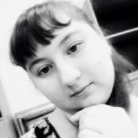 Фотография страницы Лины Прошкиной ВКонтакте