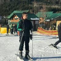 Фотография страницы Андрія Бугни ВКонтакте