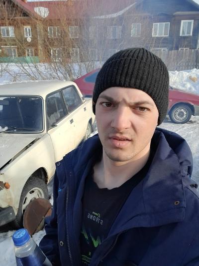 Ivan Ermoshenko, Krasnoyarsk