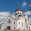 Воскресенский кафедральный собор города Твери