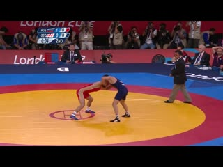 Otarsultanov Gold - Mens Freestyle 55kg - London 2012 Olympics