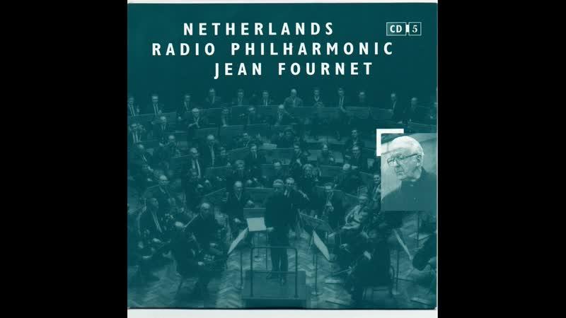 César Franck Psyché Netherlands Radio Philharmonic and Jean Fournet