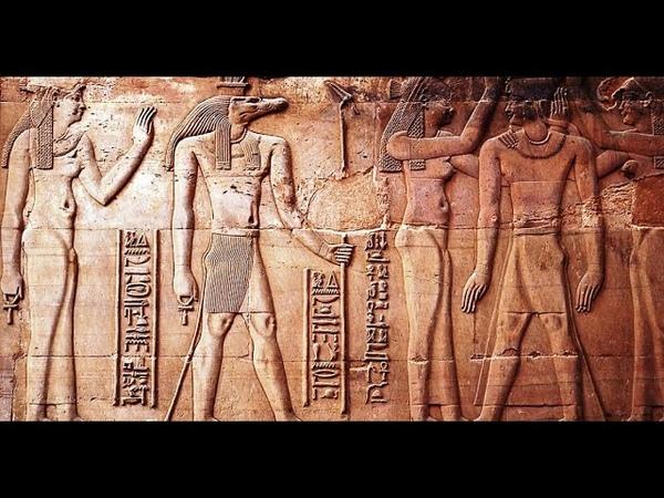 Артефакты древнего Египта 58 Искусство резьбы по камню