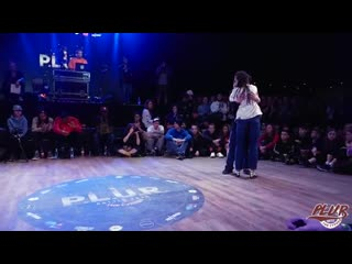 Mickey vs. anfisa _ 1_12 _ hip-hop 1x1 _ . battle the cypher