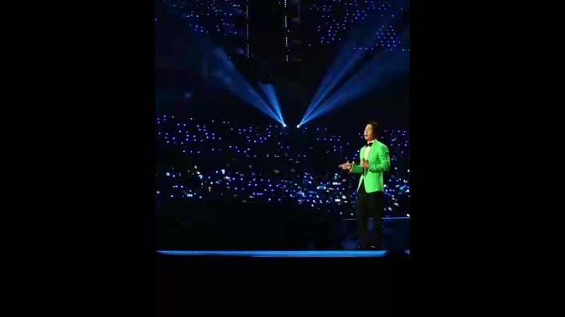 Ваннесс Ву выступил на фестивале Тысяча и одна ночь JIANG SU TV