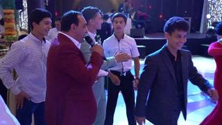 Wedding day 1 Yan & Rada  Part 5  ( Цыганская свадьба Ян&Рада ) г.Астана