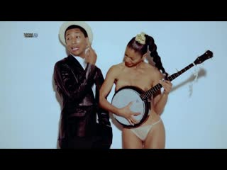 Robin Thicke & Pharell Williams ft. T.I. - Blurred Lines (original )