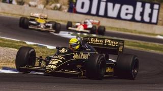 F1 1980s - The Era of Heroes