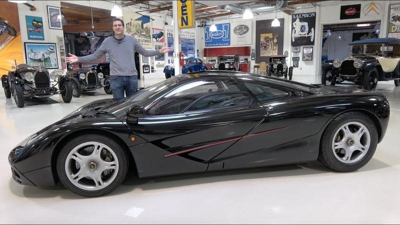 Вот почему McLaren F1 это величайшая когда либо выпускавшаяся машина