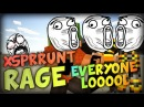 Bodil Laugh Simon Choke Ghost LOL Minecraft XSPRUNT Custom Xrun Part 1 w Ghost and Simon