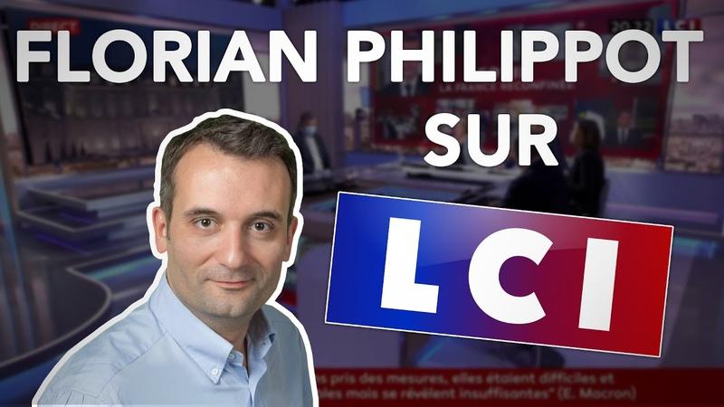Florian Philippot règle son compte à O Véran sur LCI