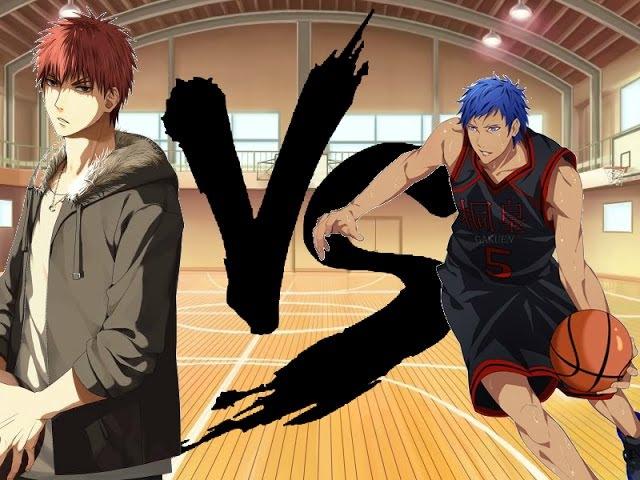 NBA 2K13 Aomine Daiki VS Kagami Taiga