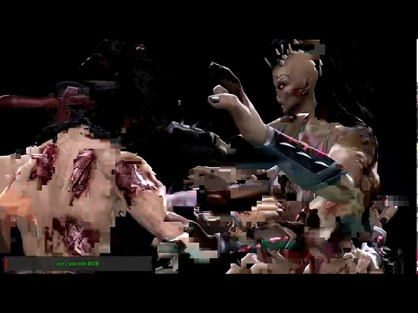 Mortal Kombat 9 ПРОХОЖДЕНИЕ ЗА Smoke И Sheva