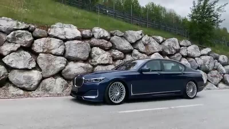 2020 BMW Alpina B7 Wild Luxury Sedan! 4k