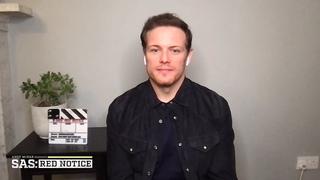 SAS: Red Notice - Sam Heughan Exclusive Interview []