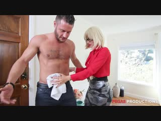 PegasProductions - Savana Styles MILF Fucked By The Gar