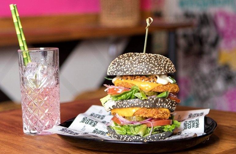 Лучшие вегетарианские рестораны мира, изображение №1