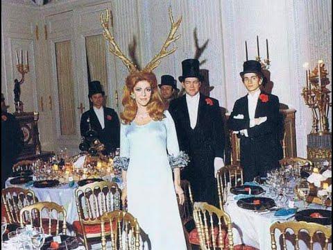 Фотографии с ужина Ротшильдов 1972 года