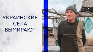 Как выживает последний житель села Пятихатки в Кировоградской области?