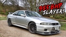 THIS 955BHP *SEQUENTIAL GEAR'D* NISSAN R33 GTR IS PURE INSANITY