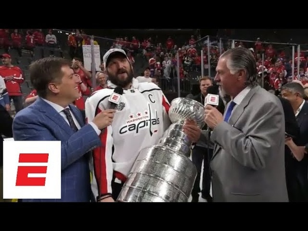 Alex Ovechkin after Capitals Stanley Cup title Even I didnt expect it to be this special | ESPN