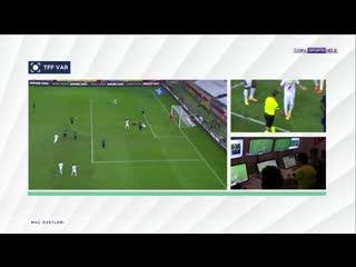 Чемпионат Турции 2020-21 Обзор 3-го тура