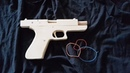 Make a Blowback Glock 18 which shoots rubberbands! - Free templates