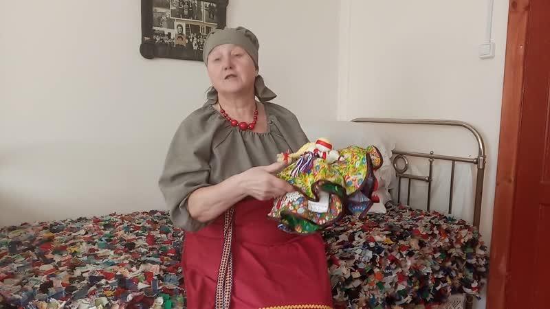 Презентация авторской куклы Климовой Е С Бабьи вехи