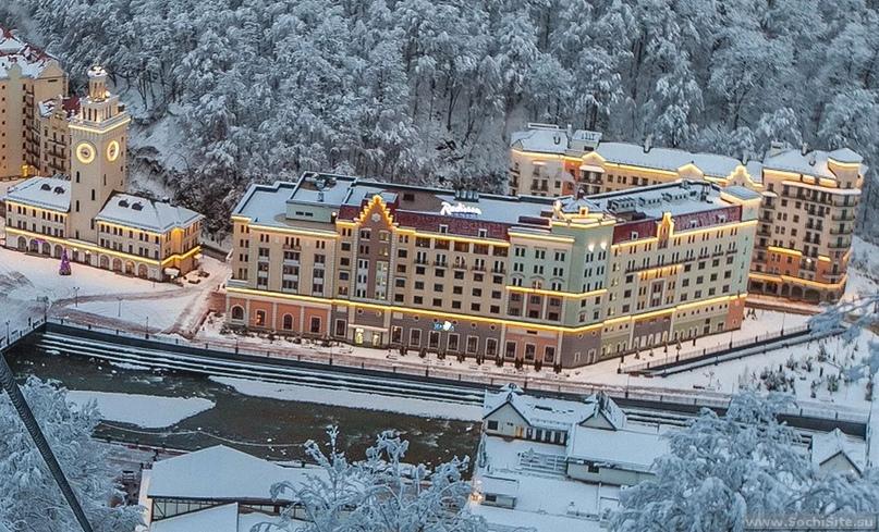 Выбираем отель на Роза-Хутор, изображение №7