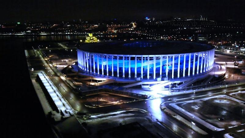 Стадион Седьмое Небо набережная