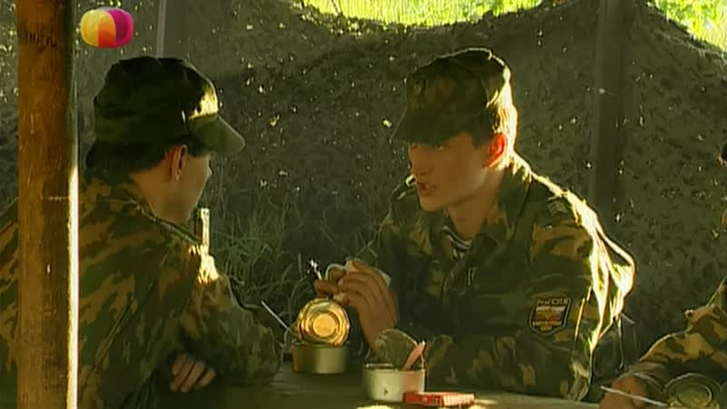 Сержант Рябинин, Командир Алмазов (Хиромант) - Знаешь сколько народу мне хотело по морде дать за то, что я им правду говорю?