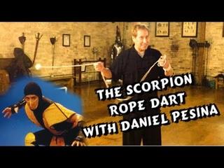 (#5) Scorpion's Mortal Kombat Rope Dart / Chain Whip With Daniel Pesina
