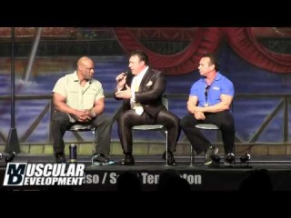Ronnie Coleman & Rich Gaspari Seminar (Part I)