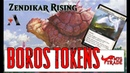 Boros Tokens в Стандарте! MTG Arena Zendikar Rising Standard DECK Guide!