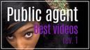 Public agent. Public pickup. Паблик агент.