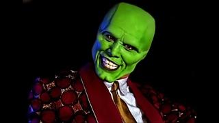 Film The Mask   Scène culte Jim Carrey - en français