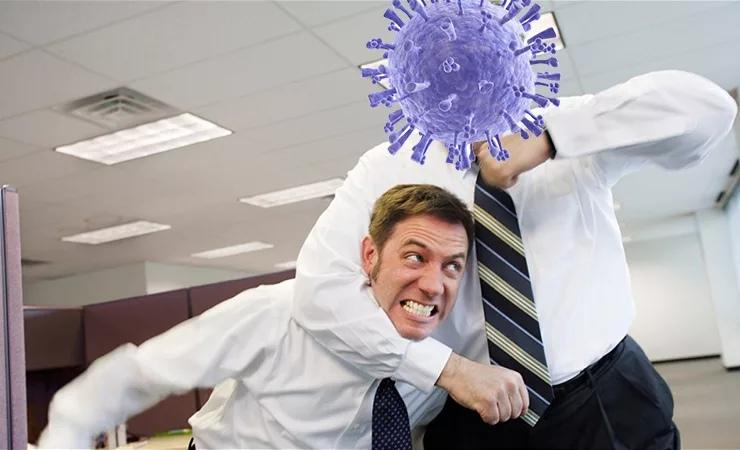 Коронавирус стал глобальной проблемой для всего мирового бизнеса