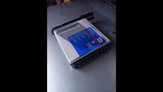 Замена радиатора отопителя. Приора без кондиционера. Способ без снятия вакуума.